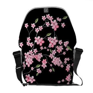 Medium Messenger Bag Cherry Blossom