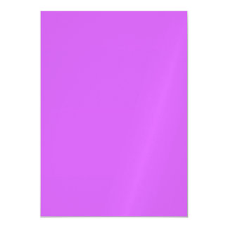 Medium Orchid Solid Color Magnetic Invitations