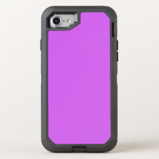 Medium Orchid Solid Color OtterBox Defender iPhone 8/7 Case