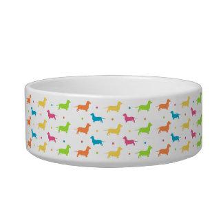 Medium Pet Bowl - Funky Sausage (Dachshund) Range