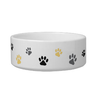 Medium Social Animal Ceramic Bowl