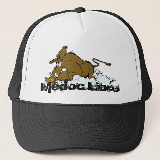 MedocLibre wild boar Cap
