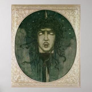 Medusa, 1919 posters