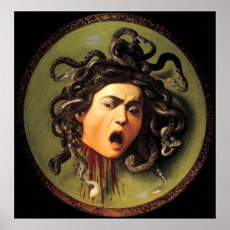 Medusa Caravaggio Print