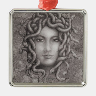 Medusa Christmas Ornament