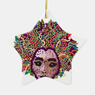 Medusa Christmas Ornament