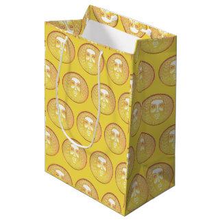 Medusa coin gift bag