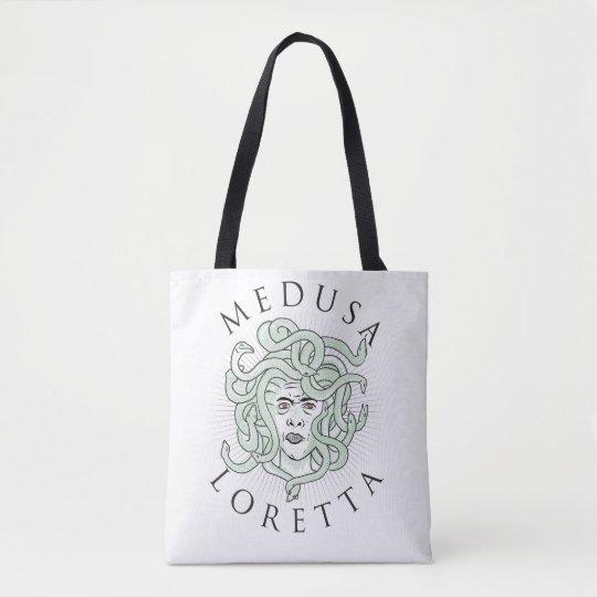 Medusa Loretta -- Tote 1