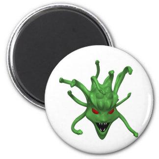 Medusa Fridge Magnets