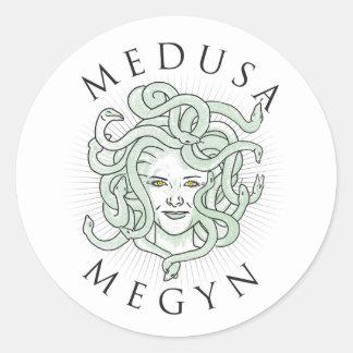 Medusa Megyn -- Sticker 1