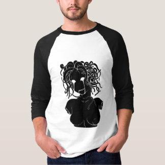 Medusa Metal bust Tshirt