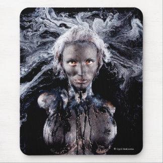 Medusa mousepad by Cyril Helnwein