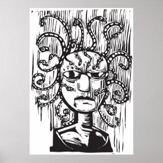 Medusa Posters