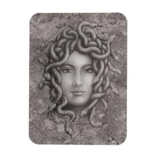 Medusa Rectangular Photo Magnet