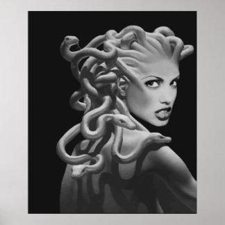 Medusa Simplified Poster