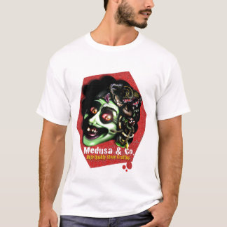MEDUSA stone crafting T-Shirt