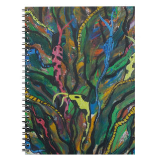 Medusa tree notebook