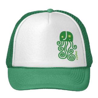 Medusa Verde Gorras
