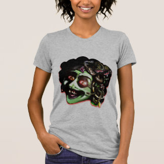 Medusa Woman T-Shirt