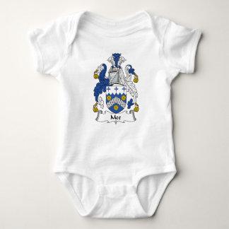 Mee Family Crest Baby Bodysuit