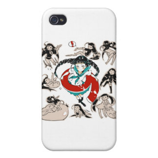 Mee Yoo Cases For iPhone 4