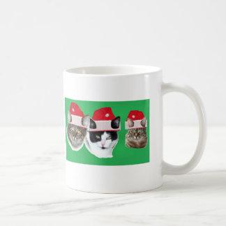 MEEOWEE CHRISTMAS TRIO COFFEE Mug