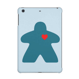 Meeple Love iPad Case