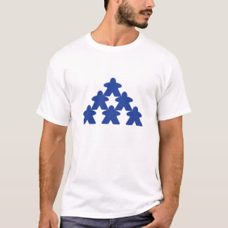 Meeple Pyramid T-shirt