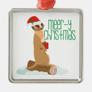 Meer-y Christmas Christmas Ornament