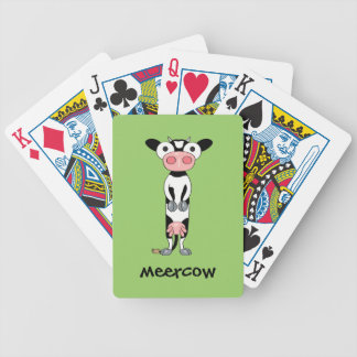 Meercow Bicycle Playing Cards