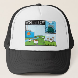 Meercows, fly's contacts and fish poo trucker hat