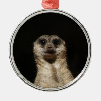 Meerkat20151010 Christmas Ornament