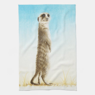 Meerkat American MoJo Kitchen Towel