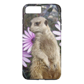 Meerkat_And_Daisies,_iPhone 7 Plus Case. iPhone 7 Plus Case