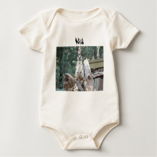 Meerkat Baby Baby Bodysuit