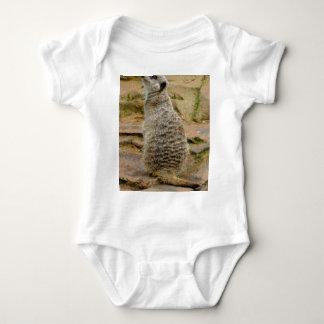 Meerkat Baby Bodysuit