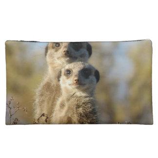 Meerkat Cosmetic Bags