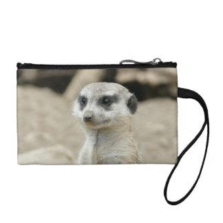 Meerkat Coin Purse
