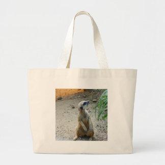 Meerkat Canvas Bag