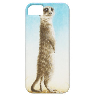 Meerkat (Barely There) Case-Mate Case