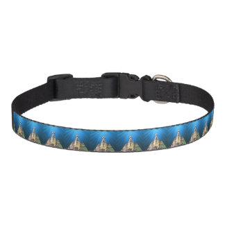 Meerkat Blue Night, Pet Collar