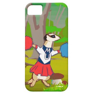 Meerkat cheerleader barely there iPhone 5 case