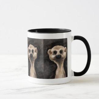 Meerkat coffee mug! mug