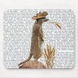 Meerkat Cowboy Mouse Mat