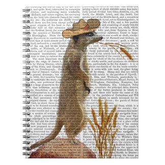 Meerkat Cowboy Notebooks