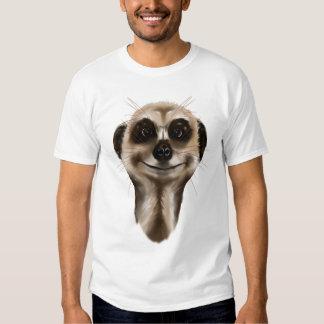 Meerkat Face Shirts