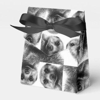 Meerkat Favour Box