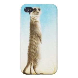 Meerkat iPhone 4/4S Case