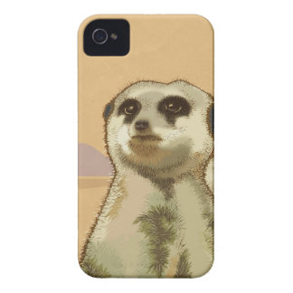 Meerkat iPhone 4 Case-Mate Case
