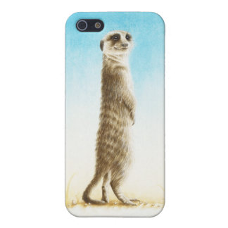 Meerkat iPhone 5c Case